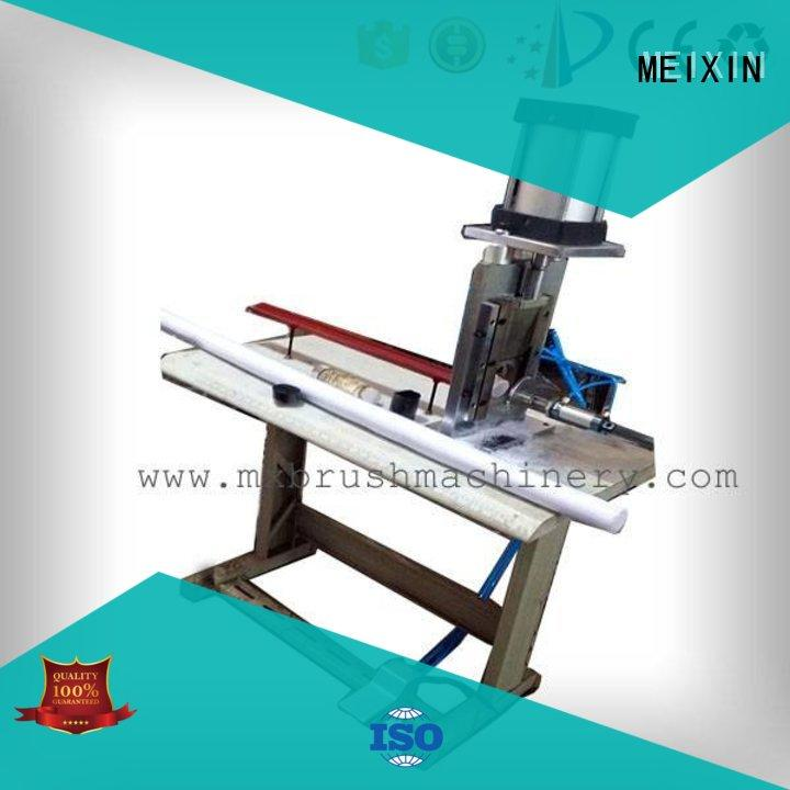 quality trimming machine customized for bristle brush