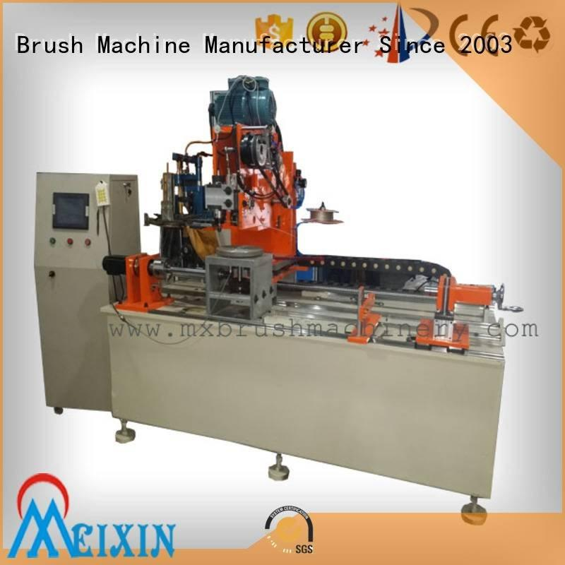 for small industrial MEIXIN Industrial Roller Brush And Disc Brush Machines