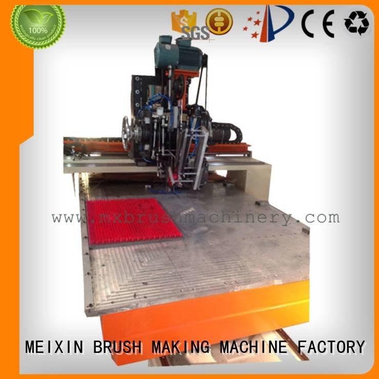 Custom Brush Making Machine machine head tufting MEIXIN