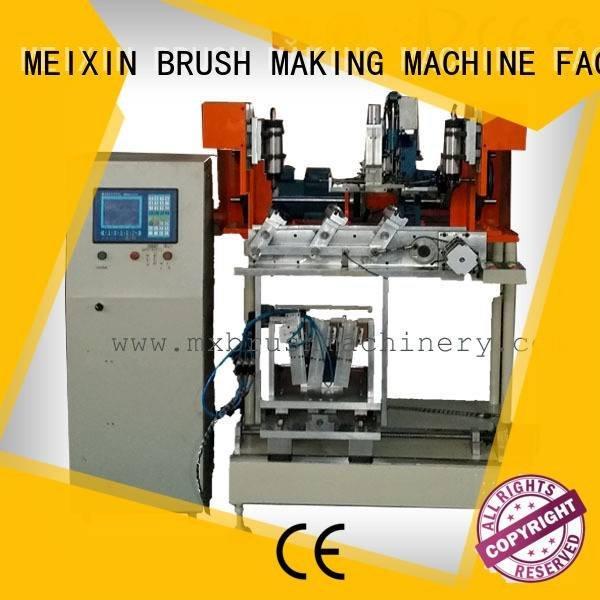 4 Axis Brush Drilling And Tufting Machine mxf182 mx182 mxf192 MEIXIN