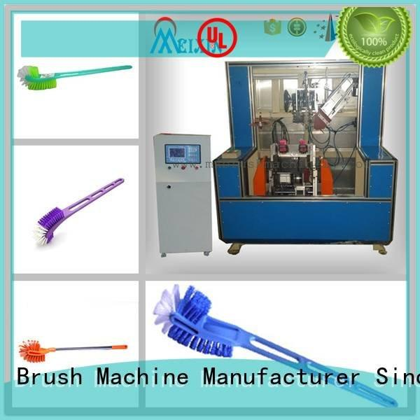 MEIXIN Brand tufting axis 5 Axis Brush Making Machine head drilling