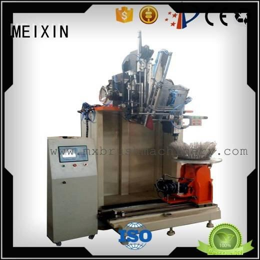 MEIXIN Brand head small brush making machine industrial machine