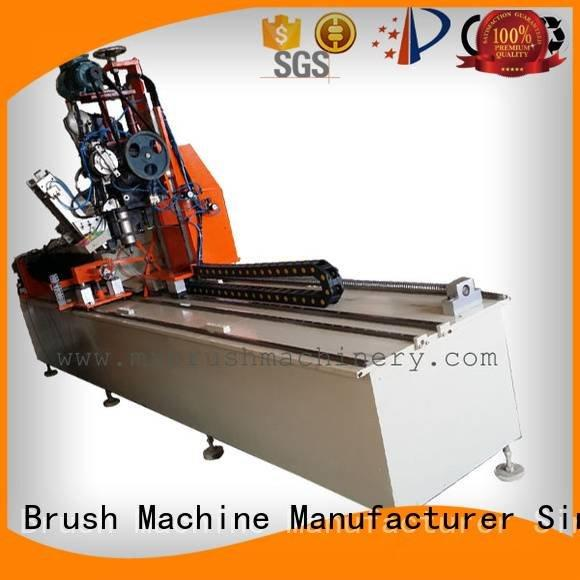 Industrial Roller Brush And Disc Brush Machines disc drilling MEIXIN Brand