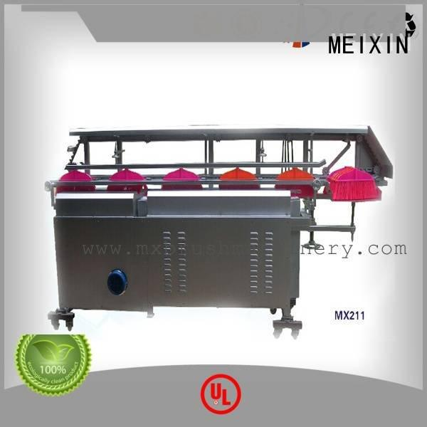 Manual Broom Trimming Machine machine MEIXIN Brand trimming machine