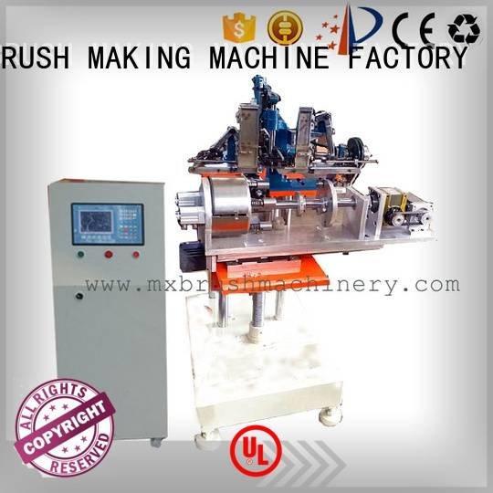 brush making machine manufacturers brushes heads making MEIXIN