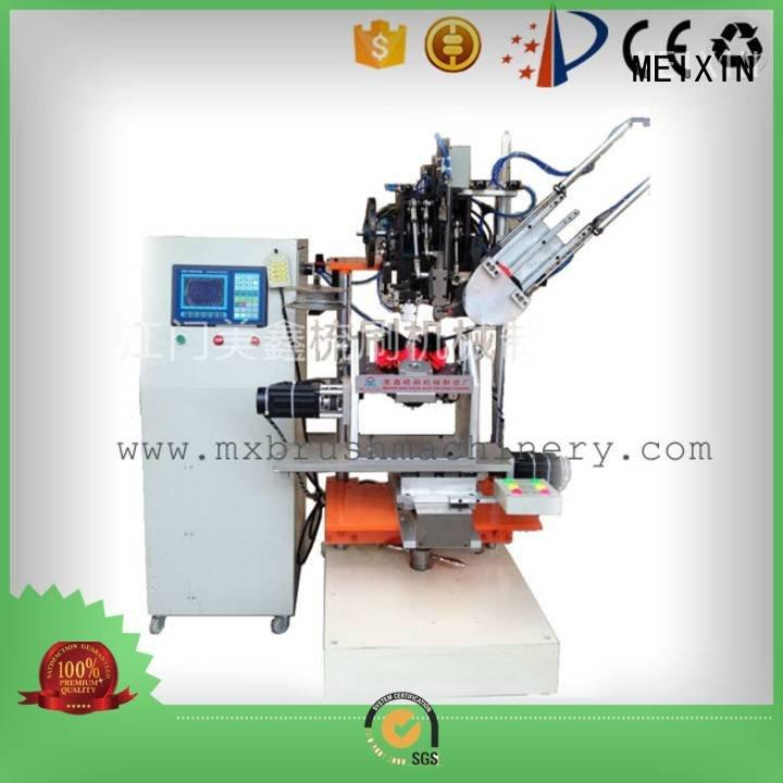 MEIXIN machine Brush Making Machine broom hockey