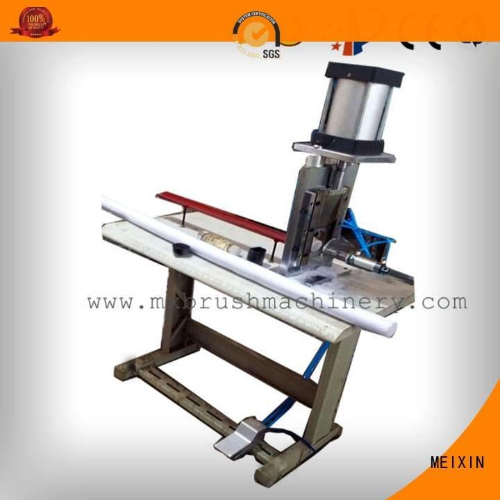 MEIXIN Brand twisted co trimming machine machine phool