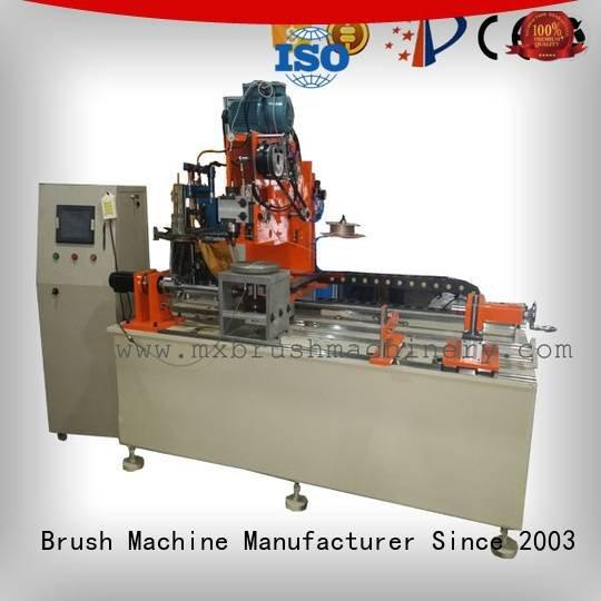 Custom brush making machine mx208 mx201 tufting MEIXIN