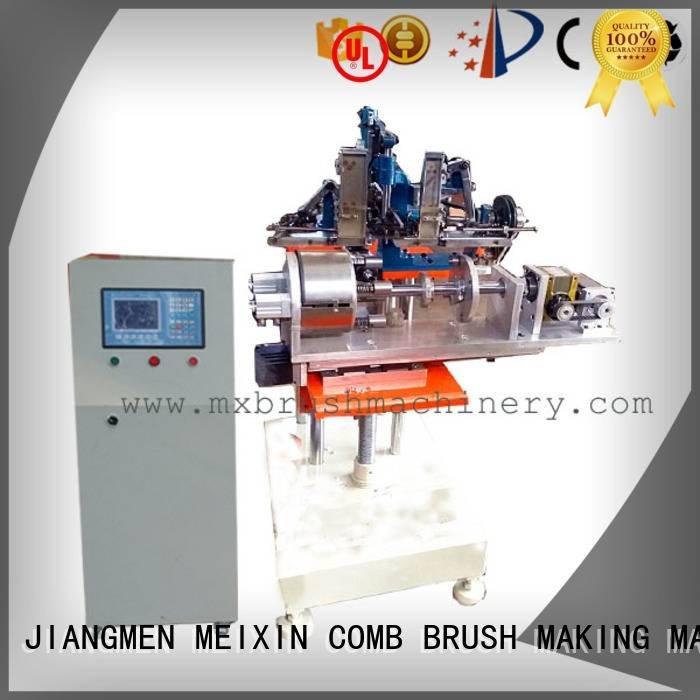 brush making machine manufacturers hair axis Brush Making Machine MEIXIN Brand