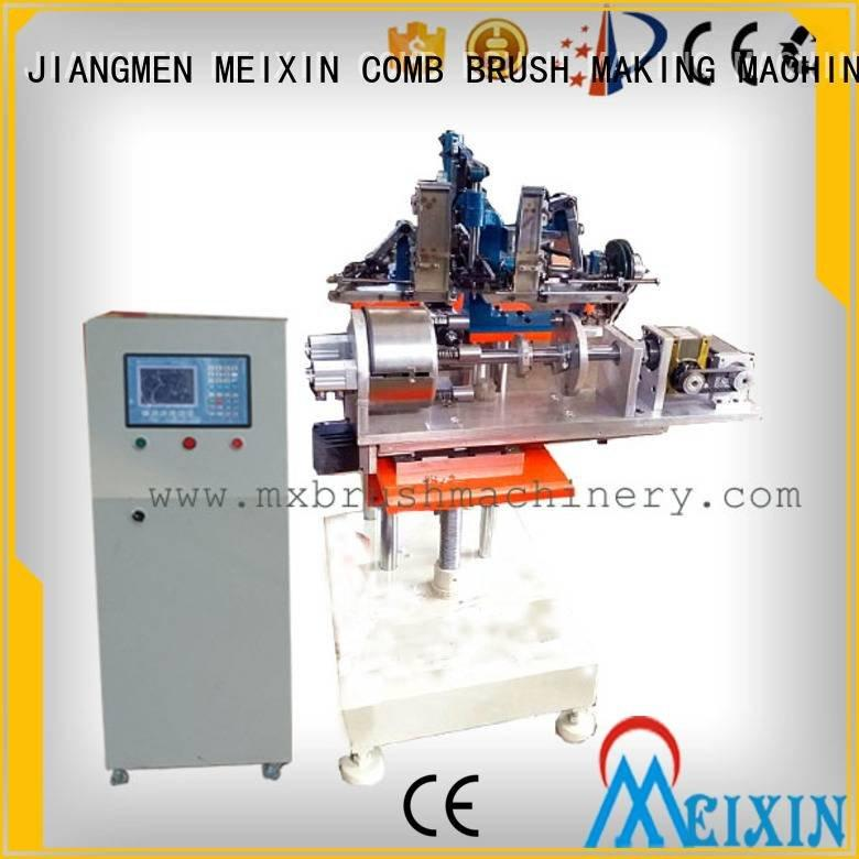 MEIXIN Brand 1tufting brush making machine manufacturers hair mx170