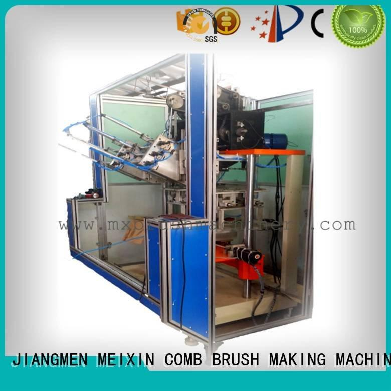 snow machine brush MEIXIN brush making machine price