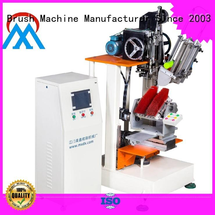 MEIXIN brush tufting machine inquire now for broom