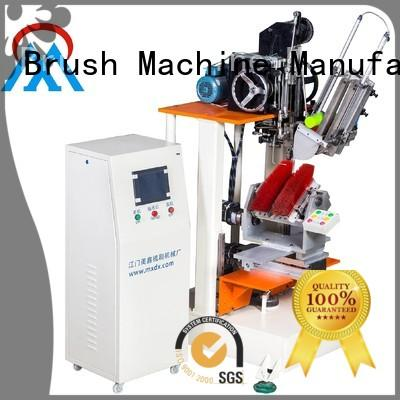 Custom axis Brush Making Machine head MEIXIN