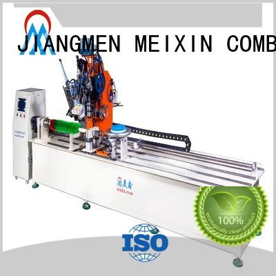 industrial and for OEM brush making machine MEIXIN