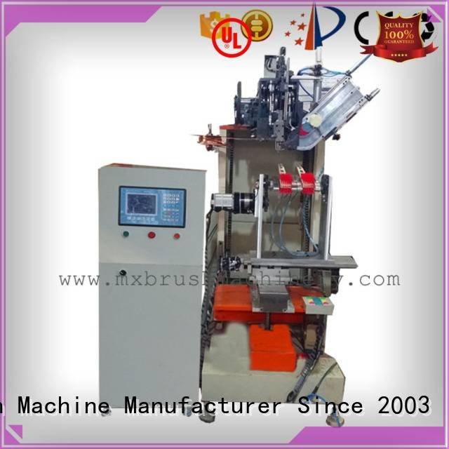 jade head machine tufting MEIXIN Brush Making Machine