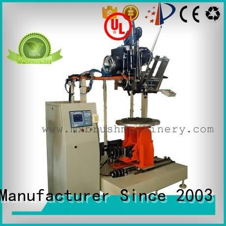 Industrial Roller Brush And Disc Brush Machines brush disc brush making machine MEIXIN Warranty