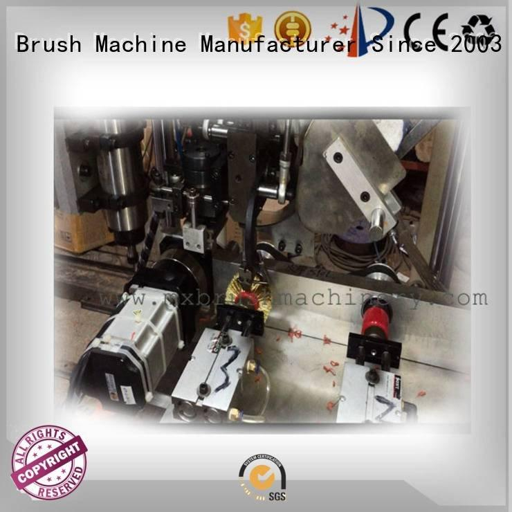 3 Axis Brush Drilling And Tufting Machine axis Brush Drilling And Tufting Machine MEIXIN Brand