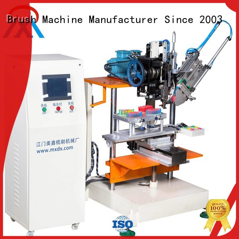 MEIXIN plastic broom making machine personalized for industrial brush