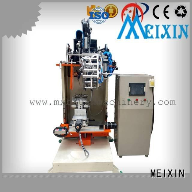 MEIXIN Brush Making Machine sale brush clothes machines