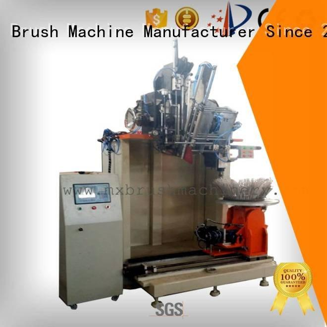 OEM Industrial Roller Brush And Disc Brush Machines small for drilling brush making machine