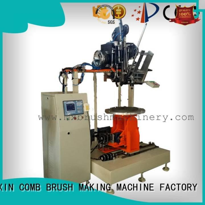 Industrial Roller Brush And Disc Brush Machines tufting disc brush making machine MEIXIN Warranty