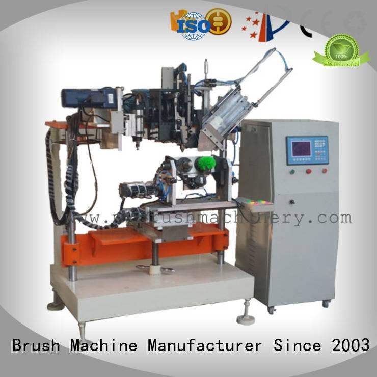 MEIXIN Drilling And Tufting Machine brush mxf192 tufting axis
