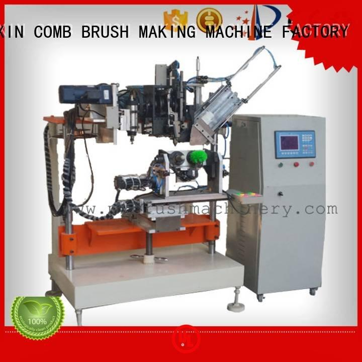 4 Axis Brush Drilling And Tufting Machine brush heads machine tufting Bulk Buy