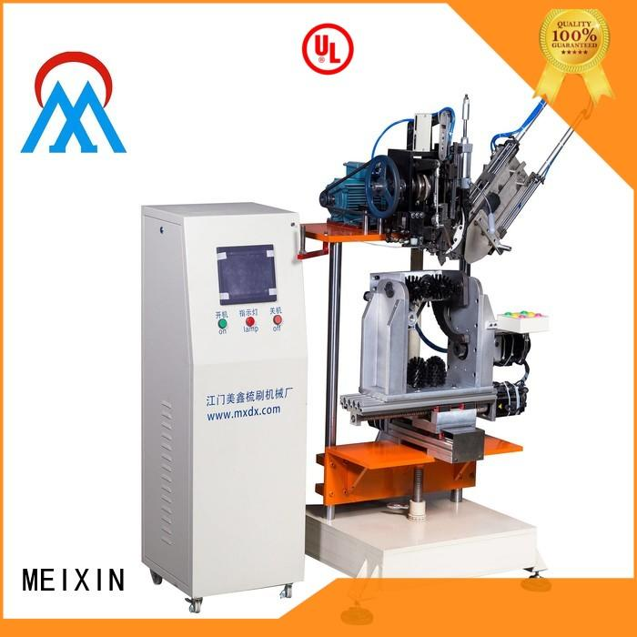 MEIXIN brush tufting machine design for broom