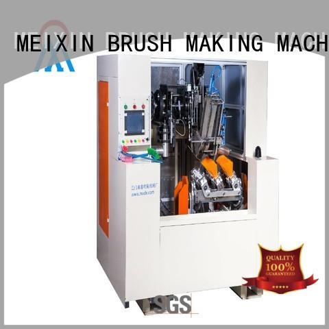 MEIXIN high productivity aluminium brushing machine customized for industry