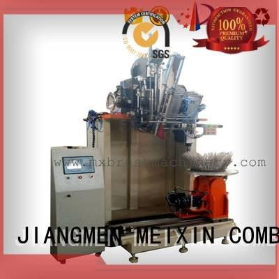 Industrial Roller Brush And Disc Brush Machines tufting for OEM brush making machine MEIXIN