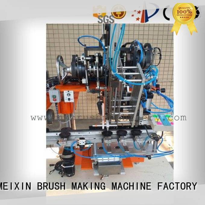 MEIXIN independent motion Drilling And Tufting Machine 220V for PET brush
