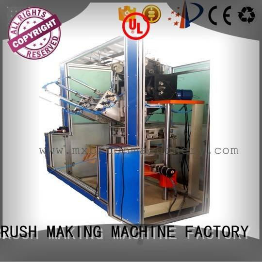 snow clothes tufting brush making machine price MEIXIN