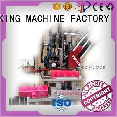 Custom Brush Making Machine axis flat