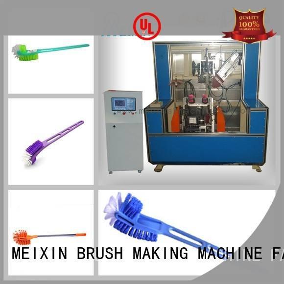 Quality 5 Axis Brush Making Machine MEIXIN Brand tufting Brush Making Machine