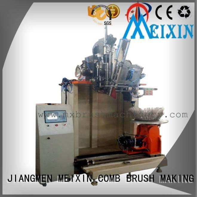 Industrial Roller Brush And Disc Brush Machines industrial brush making machine axis