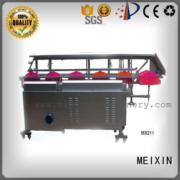 Hot Manual Broom Trimming Machine co trimming machine twisted MEIXIN