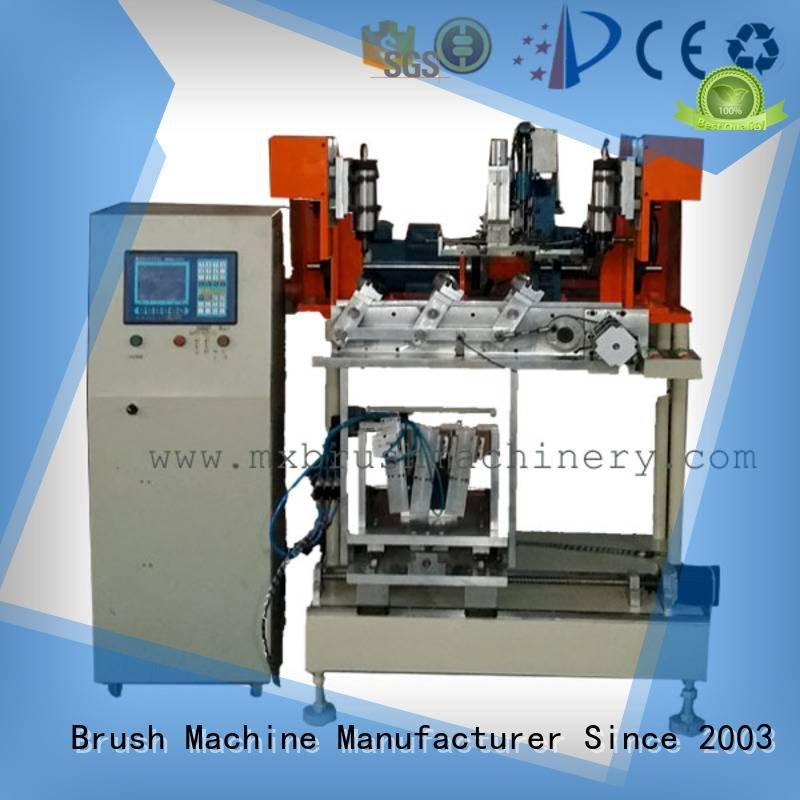 OEM Drilling And Tufting Machine and tufting 4 Axis Brush Drilling And Tufting Machine