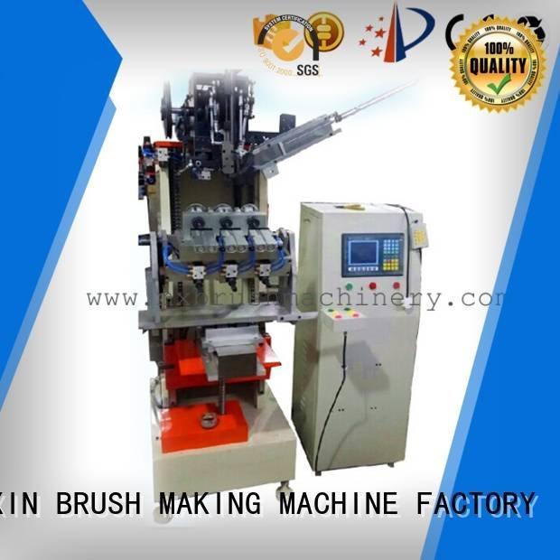 hockey jade axis MEIXIN brush making machine for sale