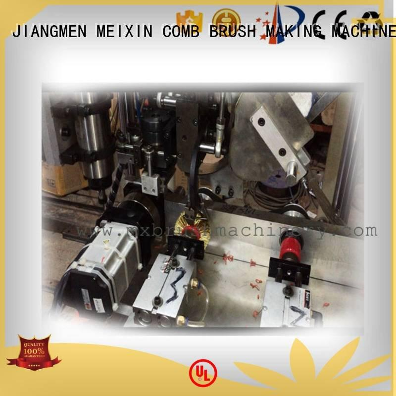 OEM 3 Axis Brush Drilling And Tufting Machine axis drilling wheel Brush Drilling And Tufting Machine