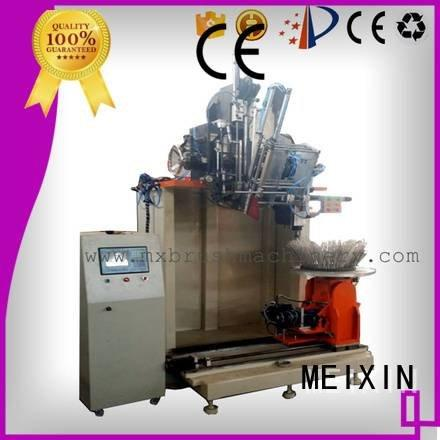 Industrial Roller Brush And Disc Brush Machines for brush head MEIXIN