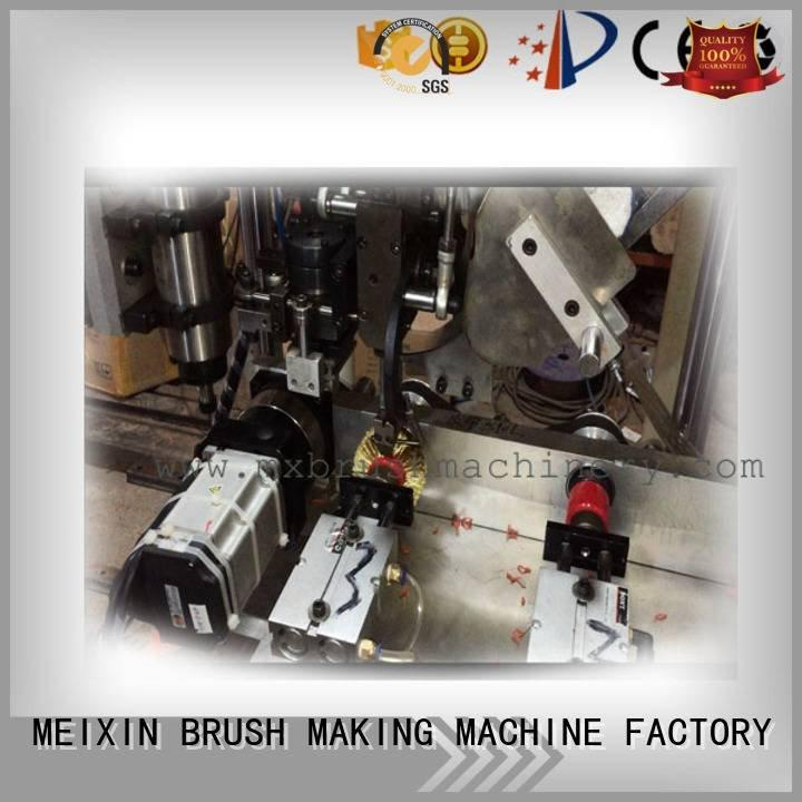 wire tufting machine Brush Drilling And Tufting Machine MEIXIN