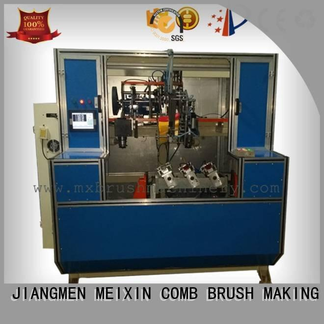 5 Axis Brush Drilling And Tufting Machine axis drilling OEM Brush Drilling And Tufting Machine MEIXIN