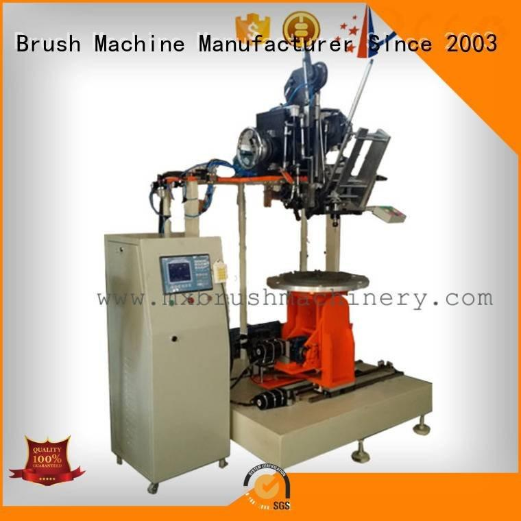 Industrial Roller Brush And Disc Brush Machines for MEIXIN Brand brush making machine
