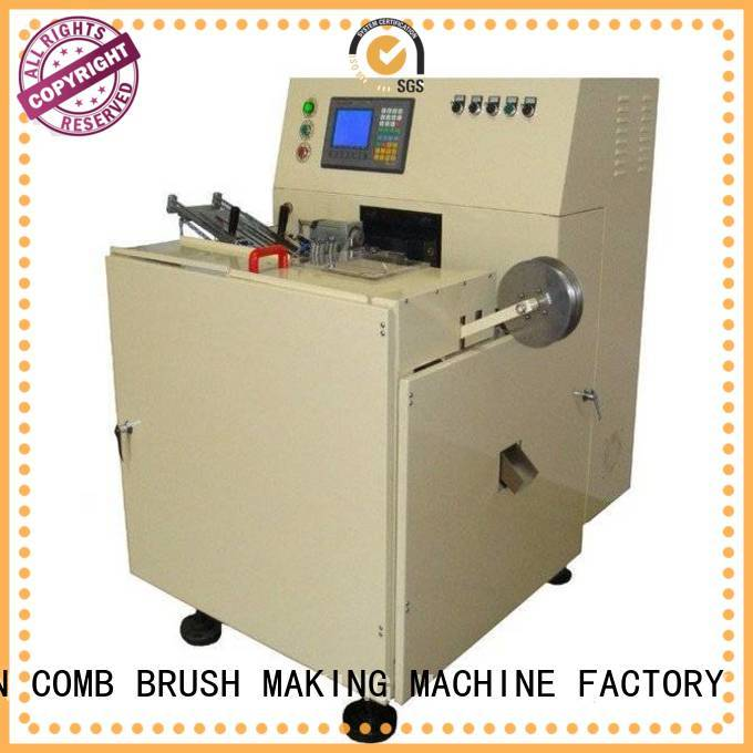 brake motor Brush Making Machine pressure alarm for industry MEIXIN
