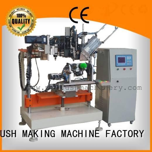 4 Axis Brush Drilling And Tufting Machine and heads brush MEIXIN