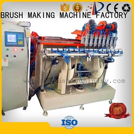 5 Axis Brush Making Machine head machine broom making