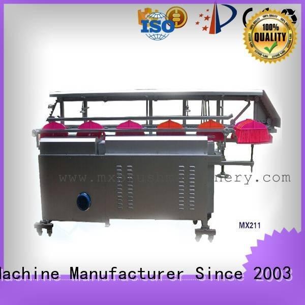 Hot Manual Broom Trimming Machine automatic trimming machine filament MEIXIN