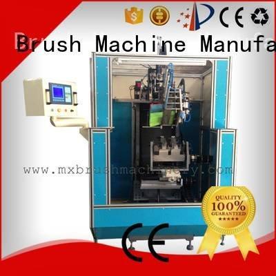 MEIXIN Brand machine hockey 1head Brush Making Machine