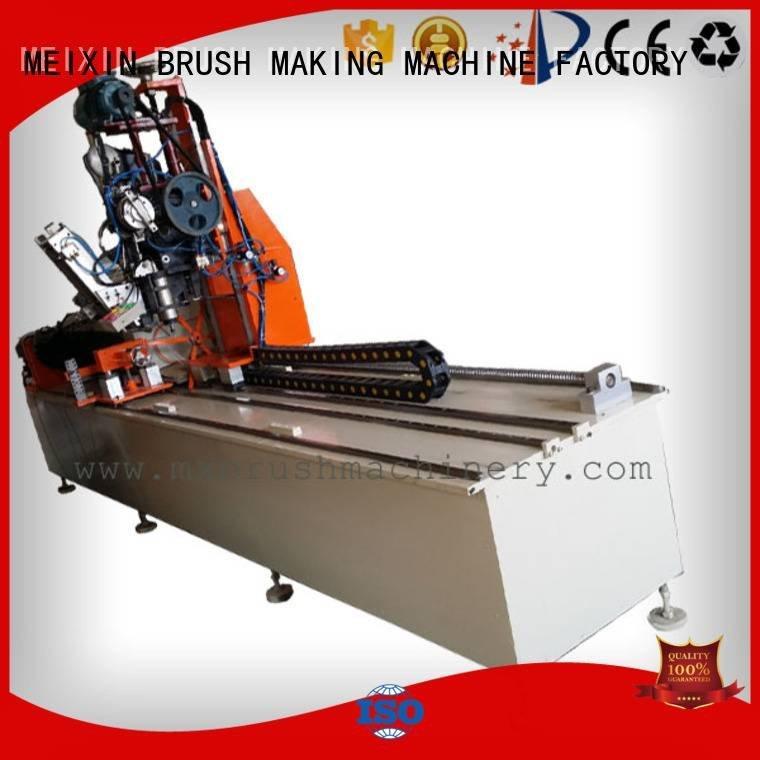 OEM brush making machine head machine Industrial Roller Brush And Disc Brush Machines