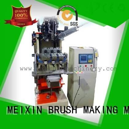 5 Axis Brush Making Machine mx189 hockey Brush Making Machine MEIXIN Brand